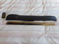 Ronnie O'sullivan Snooker Cue with Soft Case