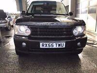 Land Rover Range Rover Voque SE V8 Supercharged.