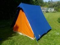 Canvas tent blacks