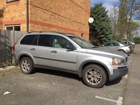 2003 VOLVO XC90 T6 SE AWD 2.9 PETROL AUTOMATIC LPG 272BHPFULL CREAM LEATHER NON RUNNER GEARBOX FAULT