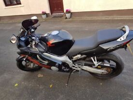 Honda CBR 600, limited and excellent condition