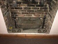 Iron Fire Grate £50