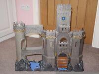 Disney Narnia Prince Caspian Telmarine Toy Castle