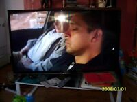 """Finlux 49"""" Ultra HD smart TV with Freeview , reposted due to timewasters"""