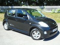 2007 (07) Daihatsu Sirion 1.3 SX | 12 MONTHS MOT | SERVICE HISTORY | 1 OWNER | HPI CLEAR | 2 KEYS
