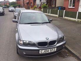 BMW 3 Series, 318 ies 04 Plate, 4 door saloon