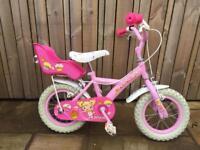 """Girls Apollo Cupcake bike 12"""""""