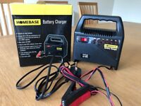 SOLD AWAITING COLLECTION - Car battery charger - never used