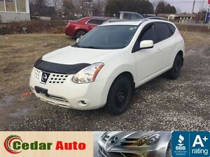 2009 Nissan Rogue SL AWD - Sunroof - Heated Seats