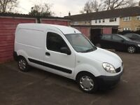Renault kangoo van for sale