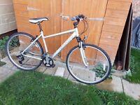 Carrera Crossfire Unisex Bicycle (Aluminium Frame) Good Condition