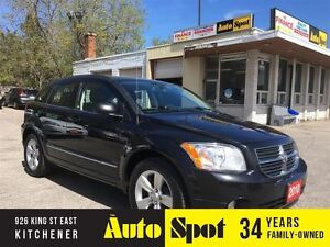 2010 Dodge Caliber SXT/LOW, LOW KMS./PRICED FOR A QUICK SALE !