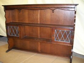 Old Charm Oak Dresser Top
