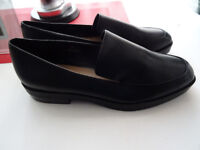 AUTOGRAPH AT M&S BLACK LEATHER SHOES BRAND NEW MANY DIFFERENT SIZES