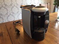 Tassimo By Bosch Fidelia T40 Coffee Machine - Silver - Tas4011gb