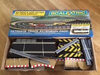 Scalextric Bundle - Like New (Can deliver to Inverness area)