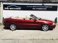 Volvo C70 Convertible 2.0 TURBO 2001 SUMMERS HERE!