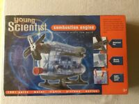 Combustion Engine - Young Scientist (Humbrol). Build your own working model.