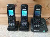 Panasonic KX-TGA816E DECT Cordless Home Phone