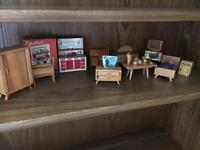 Dolls House Furniture (some Dol-Toi)