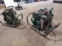 2 x Hathaway Water Pumps