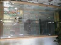 Glass Unit/Display Cabinet