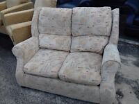 2 Seater Comfy Sofa Very Good Condition FREE delivery