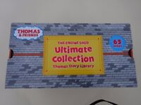 Thomas and Friends Ultimate Book collection Thomas Story Library 65 Books