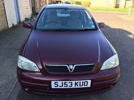 2004 Vauxhall Astra 1.6 i Club 5dr Service History Fully HPI Clear @07445775115@ 07725982426@