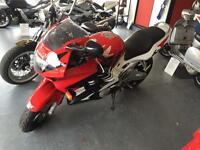 "1997 Honda CBR 600 F ""HURRICANE CAR & MOTORCYCLES"""