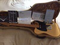 1951 Fender Custom Shop Nocaster (Telecaster) Reissue 2004 Made
