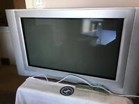 Thirty inch wide screen TV for sale