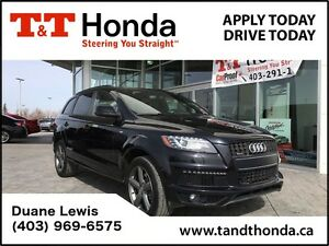 2014 Audi Q7 TDI Progressiv *Bluetooth, Heated Seats, Leather I