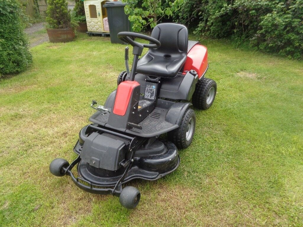 Jonsered zero turn outfront deck ride on lawnmower recent service ready to use ex cond