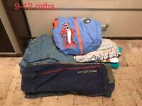 Boys clothes for 9-12 months
