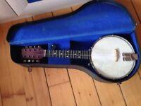 Vintage Mandolin banjo