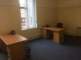 Massive 2 Desk Office Winton