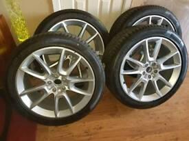 Bentley GTC fits audi vw t5 alloys. *NEW*