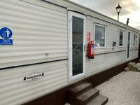 3 bedroom static caravan furnished £495 monthly Northamptonshire