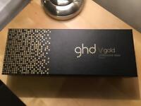 GHD's BRAND NEW- V gold