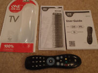 "Universal remote control ""One for all"" URC-6410"