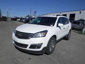 2017 Chevrolet Traverse LT w/1LT | Rem. Start | Heated Seats
