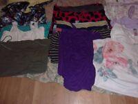 women's clothes plus size 20 £1 an item £10 a bag unsorted