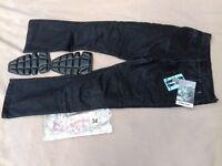 Richa kevlar jeans brand new 34'' waist