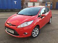 For sale 2009 Ford Fiesta zetec 5 door low mileage,,