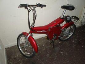 Electric bike 36 volt
