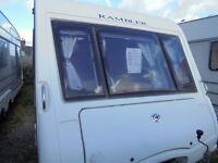 COMPASS RAMBLER caravan