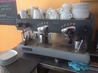 Rancilio Epoca E2 group commercial espresso machine