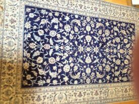 Persian Carpet (Silk Naein)