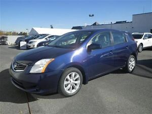 2012 Nissan Sentra 2.0 SV  Alloys  Cruise  PW  PL  PM